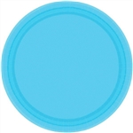 CARRIBEAN BLUE 7in. PLATES
