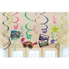 80's Value Pack Hanging Decorations