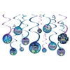 Battle Royal Spiral Decoration, Value Pack