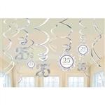 25TH ANNIVERSARY SILVER VALUE PACK SWIRL