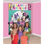 MINNIE HAPPY HELPERS SCENE SETTER WITH PROP KIT