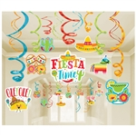 Fiesta Mega Value Pack Foil Swirls