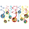 Toy Story 4 Spiral Hanging Decorations