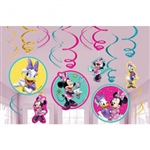 MINNIE HAPPY HELPERS SWIRL DECORATIONS