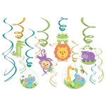 "Fisher Priceâ""¢ Hello Baby Value Pack Swirl Decoration"