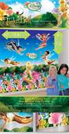 TINKERBELL GIANT DECORATING KIT