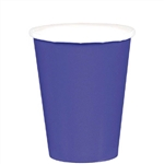 NEW PURPLE 9OZ CUPS