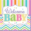 Welcome Baby Lun Napkins