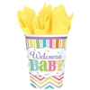 Baby Brights 9oz Cups