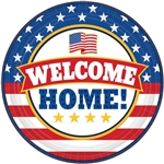 Welcome Home 7 inch Dessert Plates