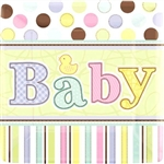 Tiny Bundle 7 inch Square Plates