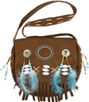 Native American Shoulder Bag