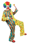 Silly Clown Costume