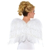 White Feather 22 inch Wings