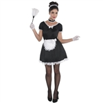 French Maid Standard Adult Costume