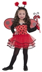 Ballerina Bug Sm(4-6) Girls Costume