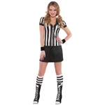 Female Referee Costume Medium
