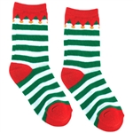 Elf Socks - Child Size