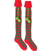 Elf Boot Socks One Size FIts Most