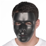 Black Full Face Mask