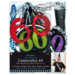 60th Birthday Party Kit