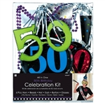 50th Birthday Party Kit