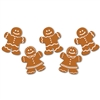 Gingerbread Men Mini Cutouts