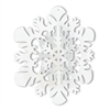 3-D Hanging Snowflake Decoration