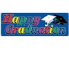 Happy Graduation Sign Banner