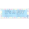 """It's a Boy"" Sign Banner"