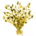 Graduation Cap Gold Gleam N Burst Centerpiece