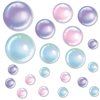 Bubble Cutouts - Assorted Sizes