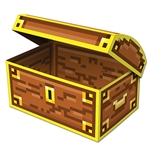 Treasure Chest 8-Bit Small Box