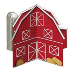 Barn 3-D Centerpiece
