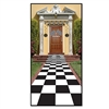 Checkered Aisle Runner