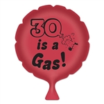 """30"" Is A Gas! Whoopee Cushion"