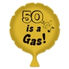 """50"" Is A Gas! Whoopee Cushion"