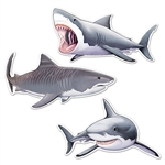 Shark Cutouts