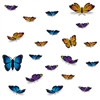 Butterfly Cutouts - Assorted