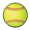 Softball 10 inch Cutout