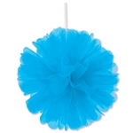 TURQUOISE TULLE BALLS