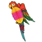 MADRAS ART-TISSUE PARROT
