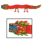 ASIAN ART-TISSUE DRAGON