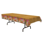 Tropical Flower Table Cover