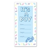 """It's A Boy"" Door Cover Annoucement"