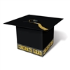GRAD CAP CARD BOX