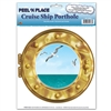 Porthole Peel 'N Place Decoration