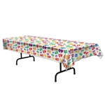 Multi Color 40 Number Tablecover