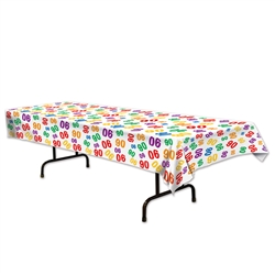 90 Multi Color Table Cover