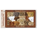 Boyds Bears Bear Hug Peel'n Place